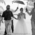 It might rain on your wedding day If………