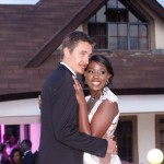 Kiunas' daughter Vanessa weds Robert