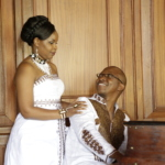 AFRICAN INSPIRED WEDDING ATTIRES