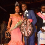 Samantha's bridal congratulates the 2016 Mr and Miss University Kenya
