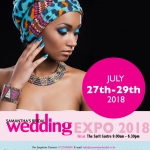 THE SAMANTHA'S BRIDAL WEDDING EXPO 2018 IS HERE!! 27th -29th JULY