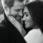 Prince Harry and Meghan Markle's engagement photos released