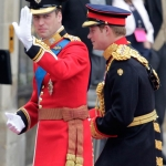 A man gets UK military approval to wear Prince William's Uniform on his big day